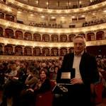 Bellocchio al Petruzzelli col premio Fellini